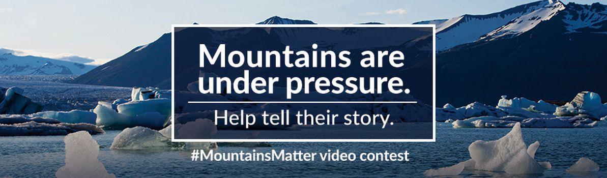 Giornata della montagna, video contest Fao