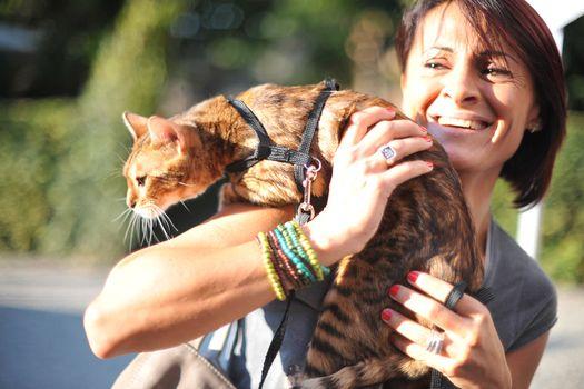 A Vaprio d'Adda il festival è dei gatti