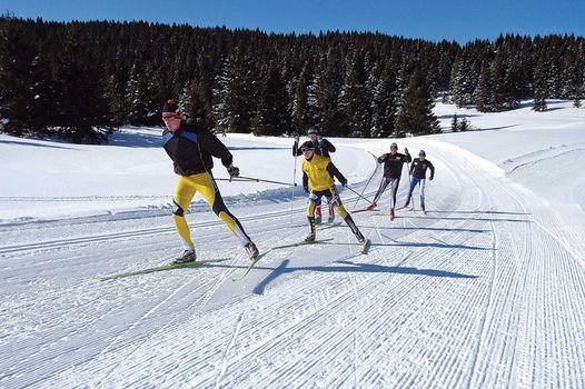Cai Bergamo: i calendari di fondo e sci alpino