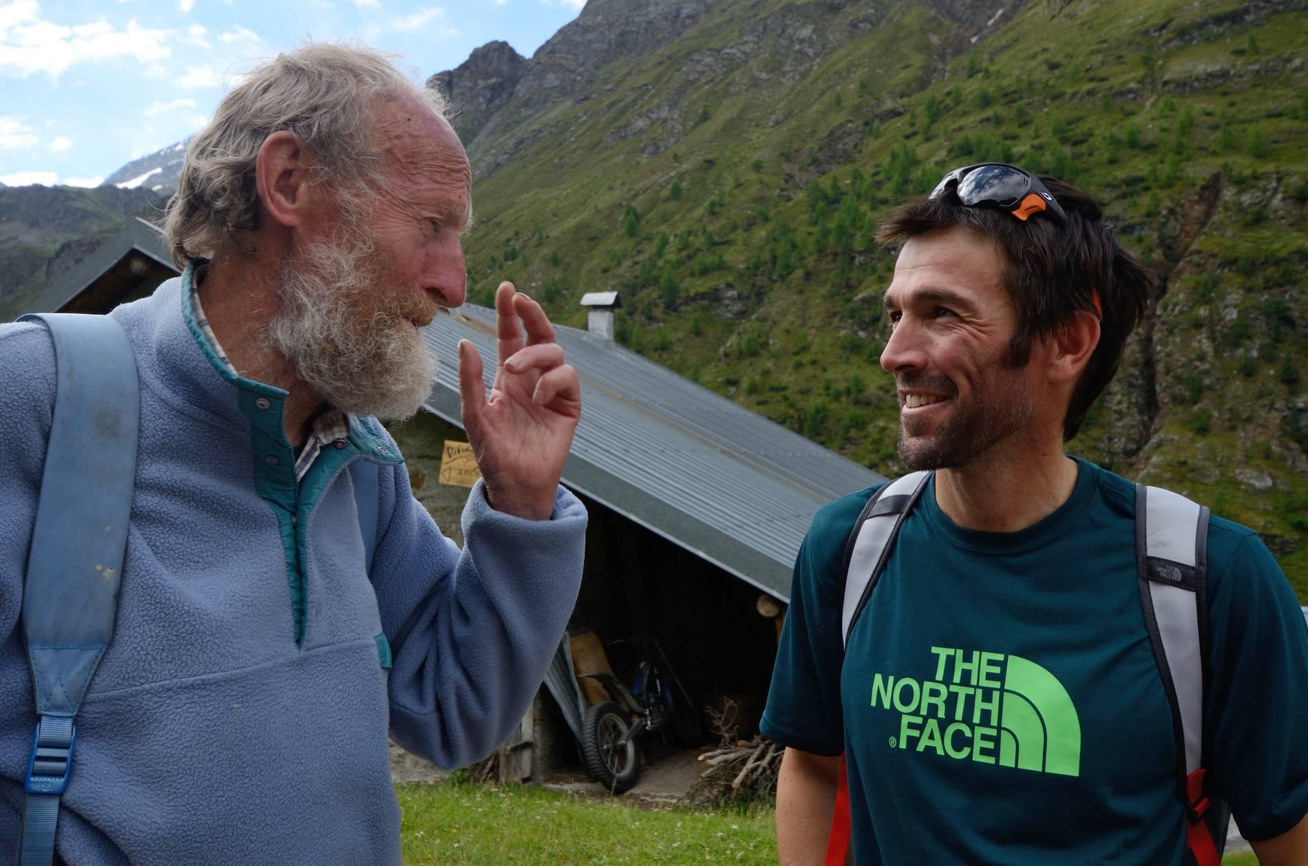 Hervé Barmasse: la montagna e la vita