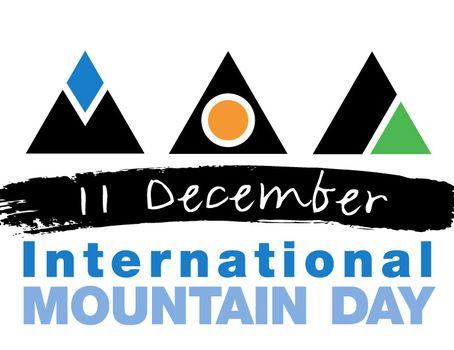 Le iniziative della Giornata Internazionale della Montagna