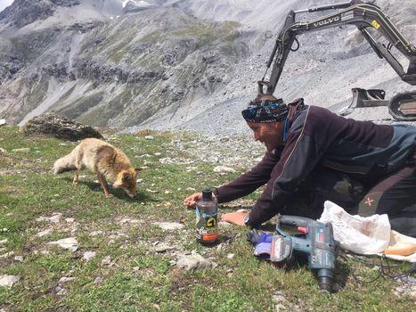 """Serata con l'alpinista-""""regista"""" Confortola"""