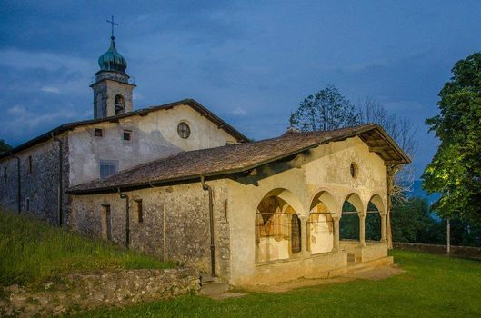 """Le """"Passeggiate"""" finisco tra i santuari di Casnigo"""