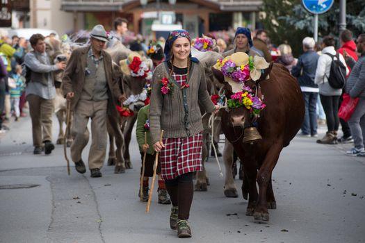 Livigno, l'Alpen fest ha la sua regina
