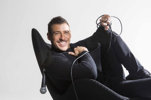 Ponte di Legno, Winter party con Gabbani
