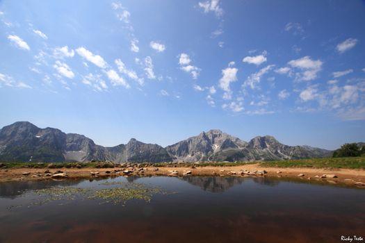 Il fascino selvaggio della Val Sanguigno