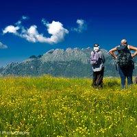 La Valle Imagna e' splendida in tutte le stagioni
