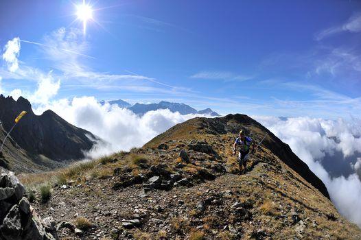 Al via l'Adamello ultra trail 2017