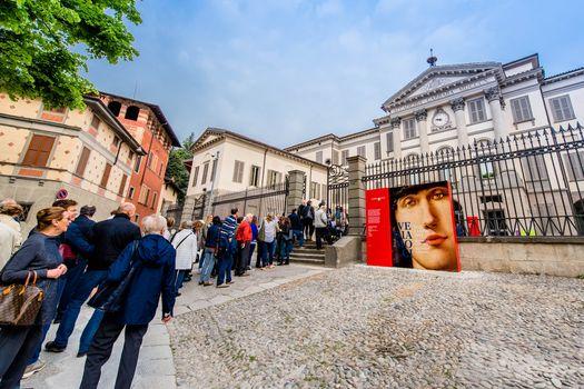 Accademia Carrara aperta anche a Ferragosto