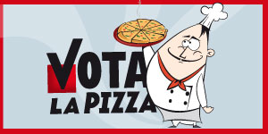 Vota la pizza
