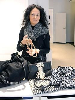 Dall'intimo alle borse e bijoux Apre «Luri» ed è made in Bergamo