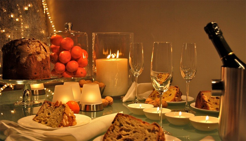 La storia un regalo originale la dieta a domicilio per for Foto tavole natalizie