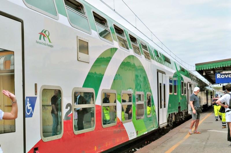 Scatta il nuovo orario ferroviario addio treni regionali - Partenze treni verona porta nuova ...