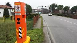Trescore, vandali contro autovelox  Appena messi, due su tre abbattuti