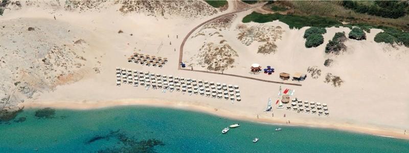 Spiagge Da Sogno In Sardegna Chia E Le  U00abcinque Sorelle
