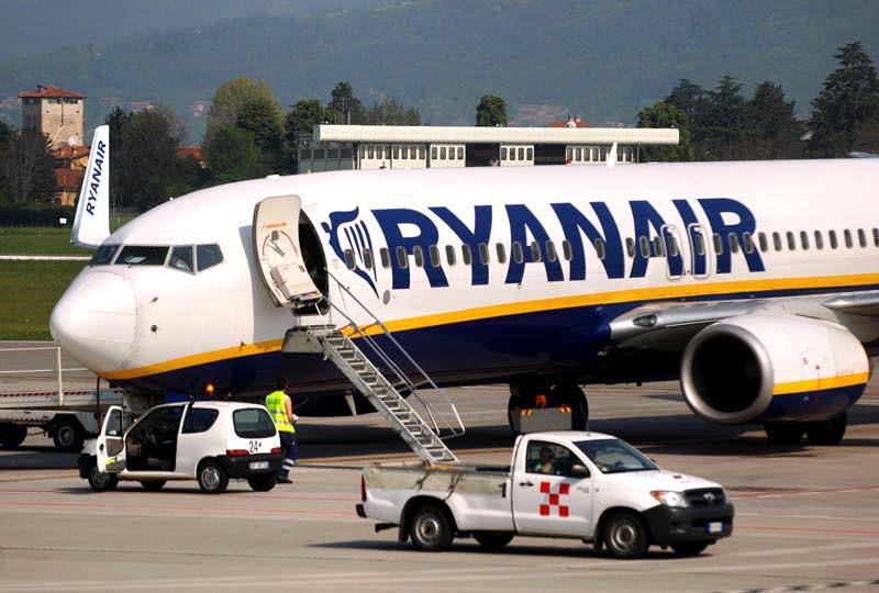 Aereo Catania-Bergamo: i capricci di una bimba bloccano il volo$