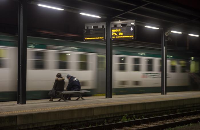 Vita da pendolare trenord scusate non ho pi parole - Treno milano porta garibaldi bergamo ...