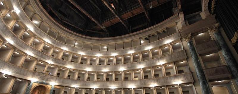 Ultime Notizie: La ricerca incontro la città Serata al Teatro Sociale