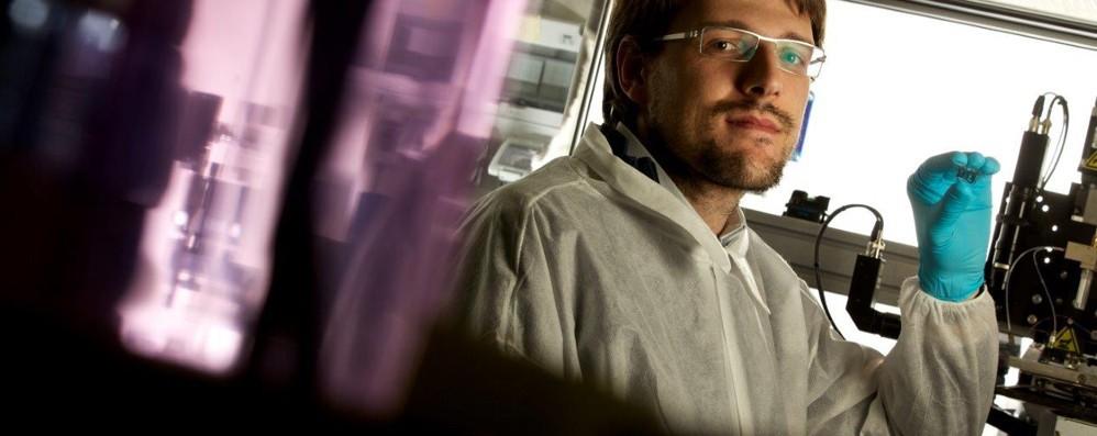 Il  transistor stampabile organico Vince il premio di ricerca dell'Erc