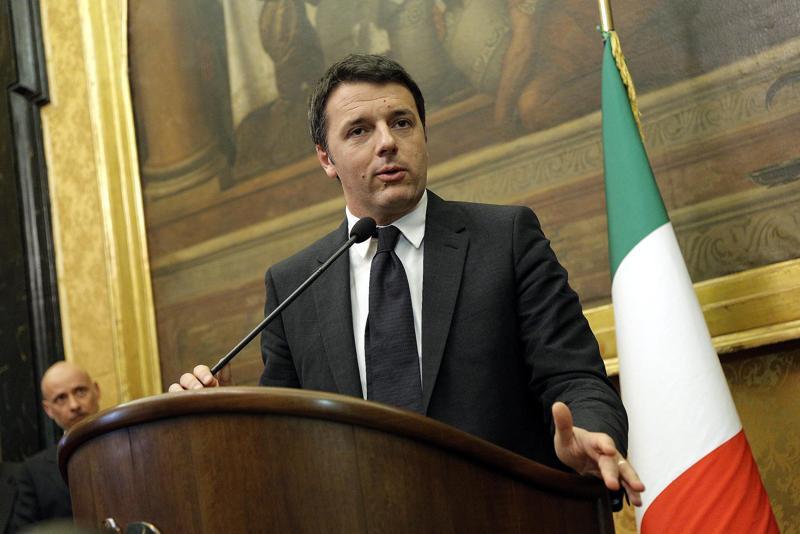 Renzi in conferenza stampa: