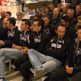 La Nazionale di Mbt Marathon  A Stezzano in «missione segreta»