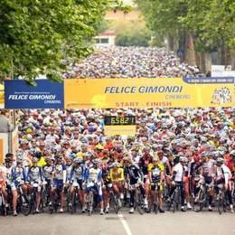 Il 4 maggio torna la Granfondo Gimondi  Più forte di ogni avversità, frana o crisi