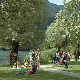 Traversata del lago di Endine E a settembre si replica