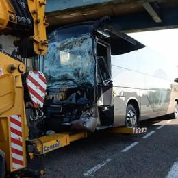L'incidente in A4: al Papa Giovanni è stato attivato il piano di emergenza