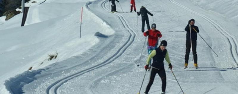 Piani dell avaro si torna a sciare ma resta il pedaggio for Piani di costruzione di storage rv