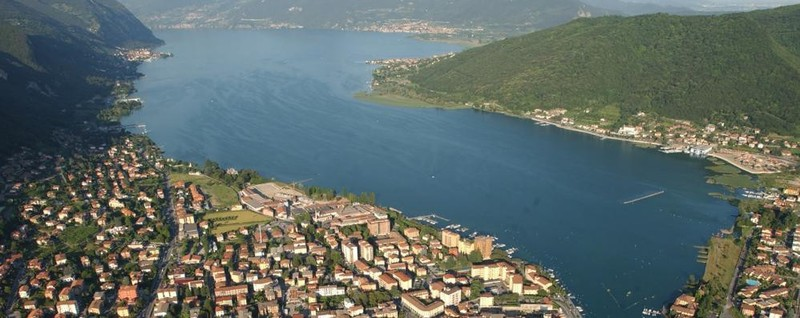 Lago d iseo via libera al ripopolamento una vasca per far for Vasca per pesci