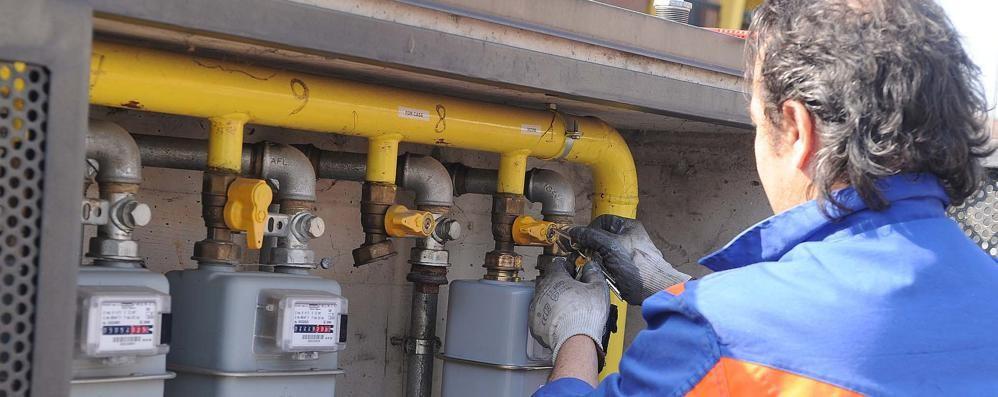 L autolettura del contatore del gas consente di avere meno - Contatore gas in casa ...