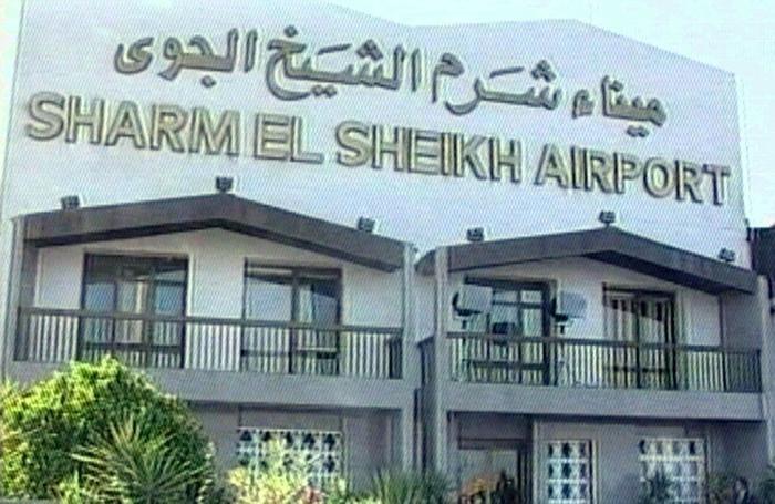 Aeroporto Sharm : Sharm confermati per ora i voli da orio al serio