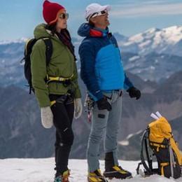 Cai, tensione ad alta quota - Video «Quel reality non è alpinismo»