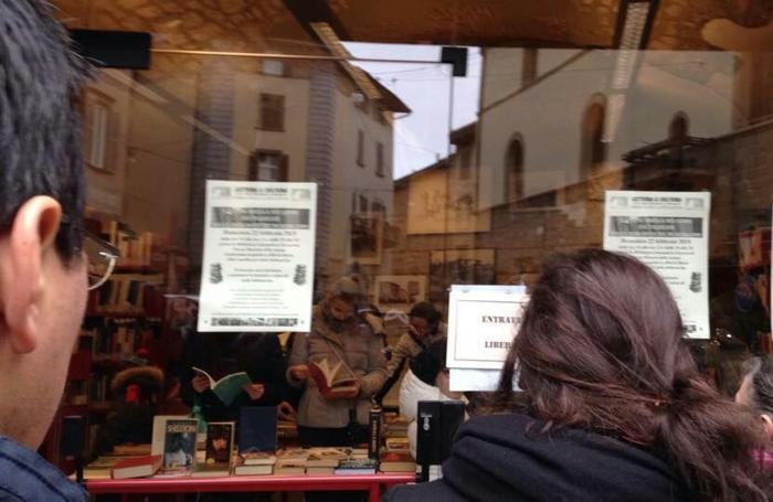 Code in Città Alta per il mercatino dei libri dimenticati