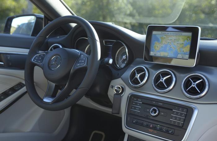 Mercedes Cla Arriva Anche La Station Wagon Motori Bergamo