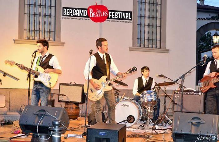 Torna il bergamo beatles festival a redona musica