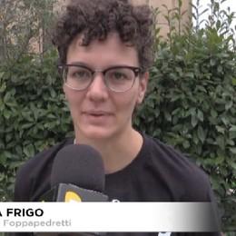 Foppa al lavoro: miniraduno. Ecco Laura Frigo