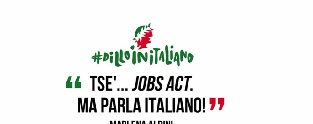 di lingua italiana online: