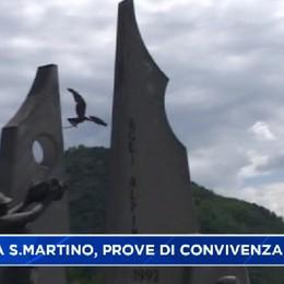 Adrara San Martino, prove di convivenza
