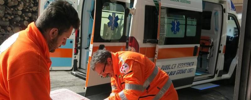 Si sente male mentre è a scuola Gazzaniga, 17enne salvato dai prof