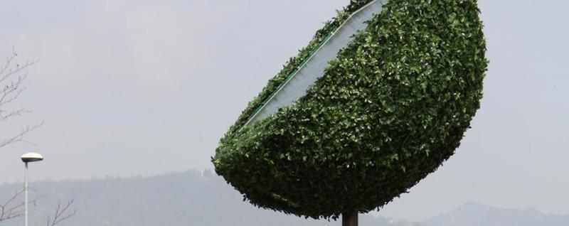 Elettricista inventore da scanzo a roma in fiera l albero for Fiera di bergamo 2016