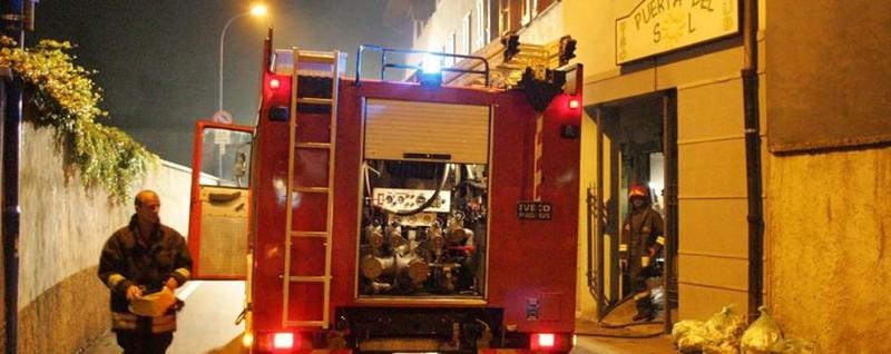 Corto circuito in una casa a Romano Vicino salva due donne e una bambina
