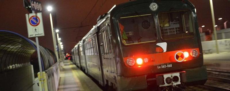 Persona travolta da un treno a Pontida Corse bloccate sulla Bergamo-Lecco