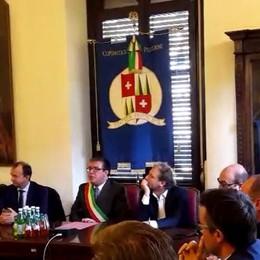 Il sottosegretario Lotti a San Pellegrino «Dobbiamo fare gioco di squadra»