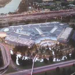 Centro commerciale più grande d'Europa Manca poco al mega cantiere di Percassi