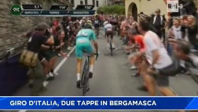 Giro d'Italia 2017, ufficiale: due tappe in Bergamasca
