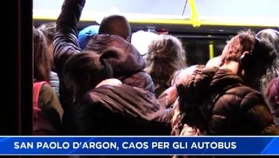 San Paolo d'Argon, polemiche sugli autobus per gli studenti