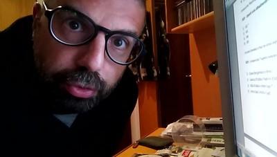 Torna il Bepi Quiss su BergamoTV Il poeta Zanetti nelle vesti di notaio