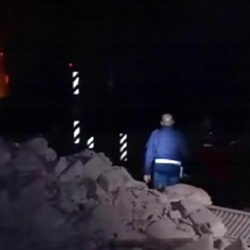 La terra trema nel Centro Italia -Video Due violente scosse, torna la paura