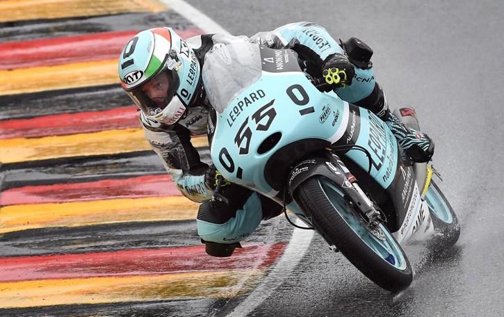 Moto3, Locatelli: «Sono in crescendo Punto all'8° posto nella classifica finale»